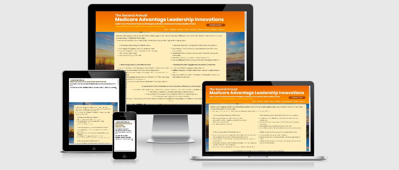 Speakers - Medicare Advantage Leadership Innovations